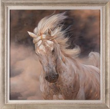 JOHN-RICHARD Painting Wingka's Stallion Horse Heavy - $4,919.00
