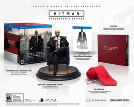 Hitman Collector's Edition - PlayStation 4 Disc - $385.87