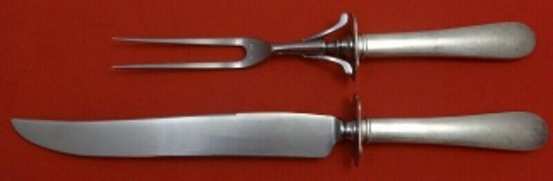 """French Colonial by Blackinton Sterling Silver Roast Carving Set 2-Piece 13 1/2"""""""