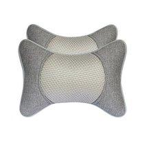 1Pair Car Head Support Pillow Seat Neck Rest Pillow Headrest Neck Pillow... - $30.91