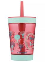 Contigo Kids 14oz Spill-Proof Tumbler with Straw Pink Adventure Children Bottle image 2