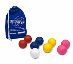 Murbles Activity 9 Ball Travel Bocce Ball Game - $51.42