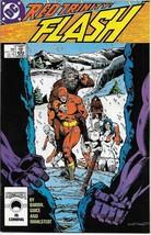 The Flash Comic Book 2nd Series #7 DC Comics 1987 VERY FINE- NEW UNREAD - $2.75