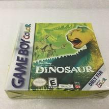 Walt Disney's Dinosaur Nintendo Game Boy Advance 1998 Factory Sealed - $29.69