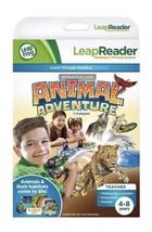 LeapFrog LeapReader Animal Adventure Interactive Game Science Ecosystems... - $10.34