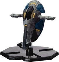 WOTC Slave I (Jango Fett) Star Wars Mini #43 Starship Battles Dark Side ... - $12.99