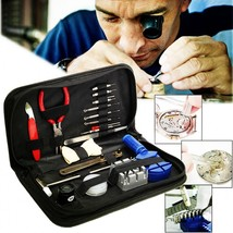 20Pcs Watch Repair Kit Watch Disassembly Tool Set Home Repair Tools Mult... - $26.40