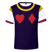 Hunter x Hunter Hisoka Morow Anime All Over Cosplay Costume T-Shirt  - $21.99+