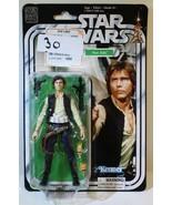 "Star Wars 40th Anniversary Han Solo 6"" Black Series Hasbro 2017 Kenner New - $56.06"