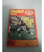 Football Digest  January 1977 - Fran Tarkenton  - $21.99