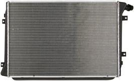 RADIATOR VW3010148  FOR 05 06 07 08 09 10 VOLKSWAGEN JETTA 1.9L DIESEL SEAT 2.0L image 3