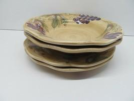 Noble Excellence Bundle 2 soup bowls 2 Salad plates Lot of 4 pieces - $23.52