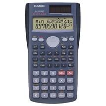 Casio Scientific Calculator With 240 Built-in Functions CIOFX300MS - $19.71