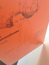 ALAIN BONNEFOIT Plate Signed Ovid Metamorphoses Melrose Pl Theater Poste... - $1,291.00