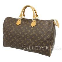 LOUIS VUITTON Speedy 40 Monogram M41522 Boston Bag France Authentic 5334322 - $482.54