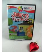 BabyFirst: Joey's Toybox (DVD, 2015) - Brand New/Sealed - $8.90