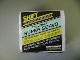 Superior GM 200-4R, 2004R Transmission A+ Billet Aluminum Super Servo 1981-1K014 - $139.95