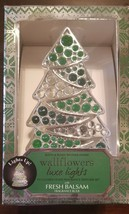 NIB Bath & Body Works Wallflowers Luxe Light-Up Fresh Balsam Christmas T... - $18.52