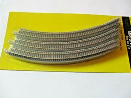 Micro-Trains Micro-Track # 99040913 Track Curved R-220MM 45 Degree  Z-Scale image 3
