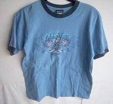 Quiksilver - Men's Blue T-shirt Size - S - $9.99