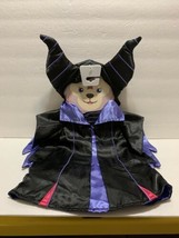 """Disney Parks ShellieMay Disney Bear Maleficent Costume Outfit 17"""" Plush New - $29.38"""