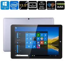 Windows Tablet PC Chuwi Hi13 - Intel Apollo Lake CPU, Windows 10, 4GB RAM - $504.99