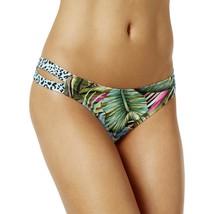 Sundazed Women's Floral Print Split Side Swim Bottom Multicolor Size XLarge - $16.83