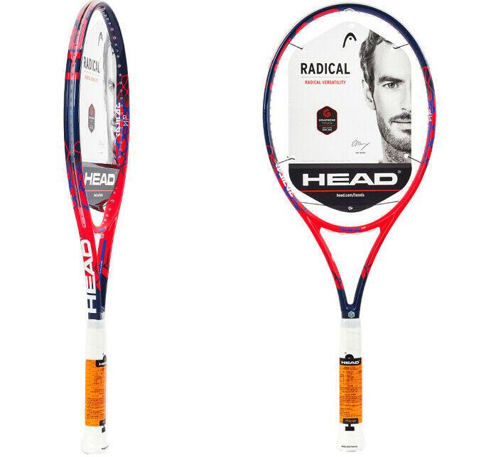 """HEAD GRAPHENE TOUCH RADICAL MP 98 Tennis Racquet 295g 16x19 4 1/4"""" - $200.61 - $218.61"""