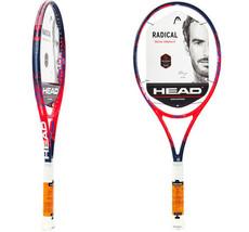 """HEAD GRAPHENE TOUCH RADICAL MP 98 Tennis Racquet 295g 16x19 4 1/4"""" - $200.29+"""