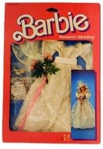 1986 Barbie Romantic Wedding - Mattel - $24.75