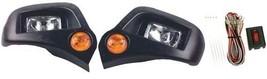 Yamaha G14,G16,G19,G22 Golfwagen Scheinwerfer Set mit Hardware - $205.37
