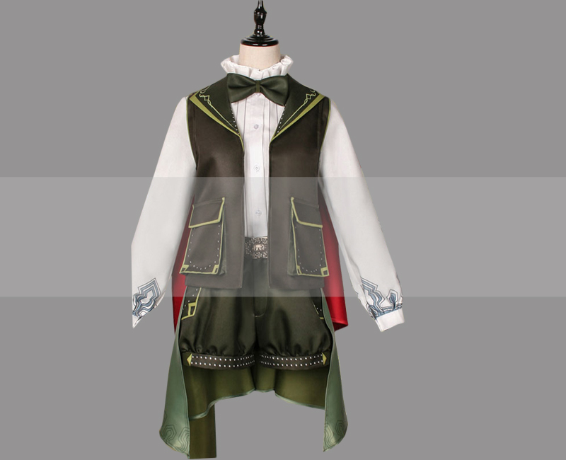 Sinoalice pinocchio minstrel cosplay costume for sale