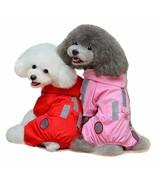 Raincoat For Dog Clothes Raincoat Pet Dog Rain Coat Puppy Waterproof XS-XXL - $6.97+