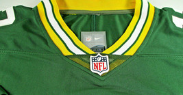 AARON RODGERS / AUTOGRAPHED GREEN BAY PACKERS PRO STYLE FOOTBALL JERSEY / COA image 6