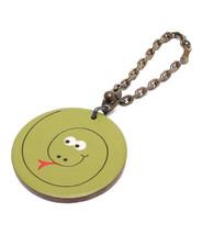 Hermes Keychain Charm snake Auth Ladies - $259.40