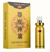 Indian God Oil Male Se-x Delay Spra-y Via-gra Aphr-odisiac Erec-tion ... - $23.50+