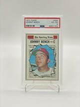 1970 TOPPS JOHNNY BENCH #464 PSA 4 VG-EX - $98.01