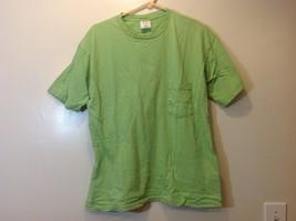 GAP Spring Green Pocket Tee Sz LG