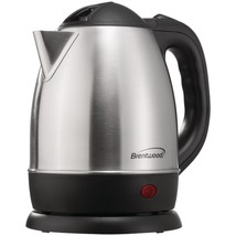Brentwood(R) Appliances KT-1770 1.2-Liter Stainless Steel Cordless Elect... - €35,74 EUR