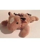 Vintage Original Ty Derby Horse Beanie Baby Forehead Star Yarn Mane 1995... - $24.18