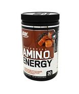 Optimum Nutrition Essential Amino Energy - Carmel Macchiato 30 Servings ... - $49.66