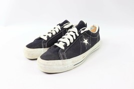 Vtg 70er Neu Converse One Star Herren Größe 8,5 Wildleder Low Sneakers B... - $668.58