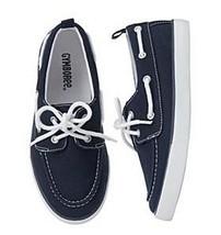 Gymboree Boys Navy Boat Shoes 1 2  NWT - $16.99