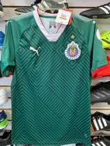 Puma Chivas De Guadalajara Alternative Shirt Stadium Quality Jersey Size... - $69.29