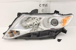 Oem Head Light Headlight Lamp Toyota Venza Halogen 09-16 Lh Chip Lower Mount - $102.47