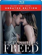 Fifty Shades Freed [Blu-ray+DVD+Digital, 2018]