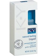 KY Natural Feel Personal Water Based Lubricant - $9.68