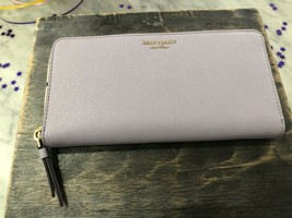 Kate Spade Cameron Street Micro Floral Continental Clutch ZA Wallet Icy ... - $91.80 CAD