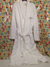 Robes Etc White Robe Night Sleapwear One Size Providence Medical Cntr To... - $18.69