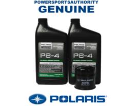 2006-2011 Polaris Hawkeye 300 2x4 4x4 OEM Oil Change Kit 2877473 - $35.99